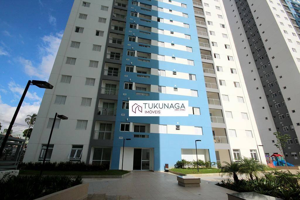 Apartamento no condominio UNI à venda, Bosque Maia, Guarulhos.