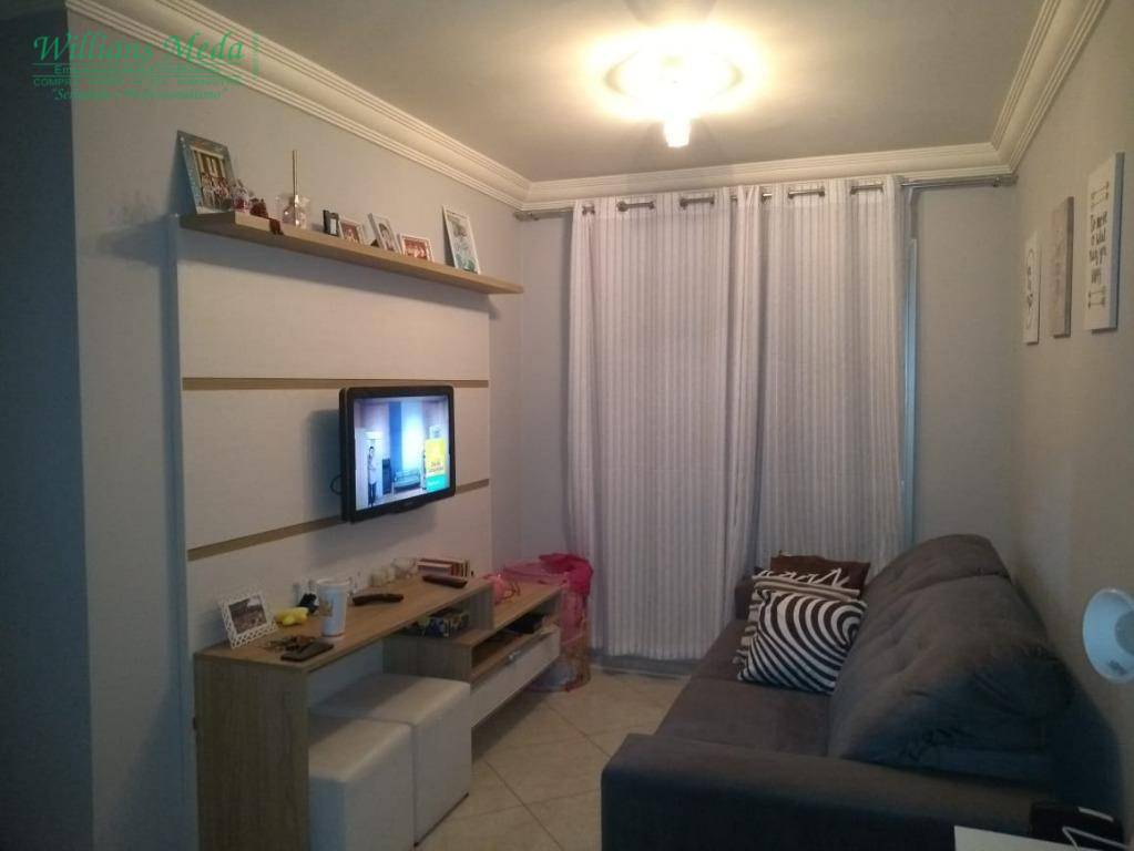 Apartamento com 2 dormitórios à venda, 52 m² por R$ 270.000 - Jardim São Judas Tadeu - Guarulhos/SP