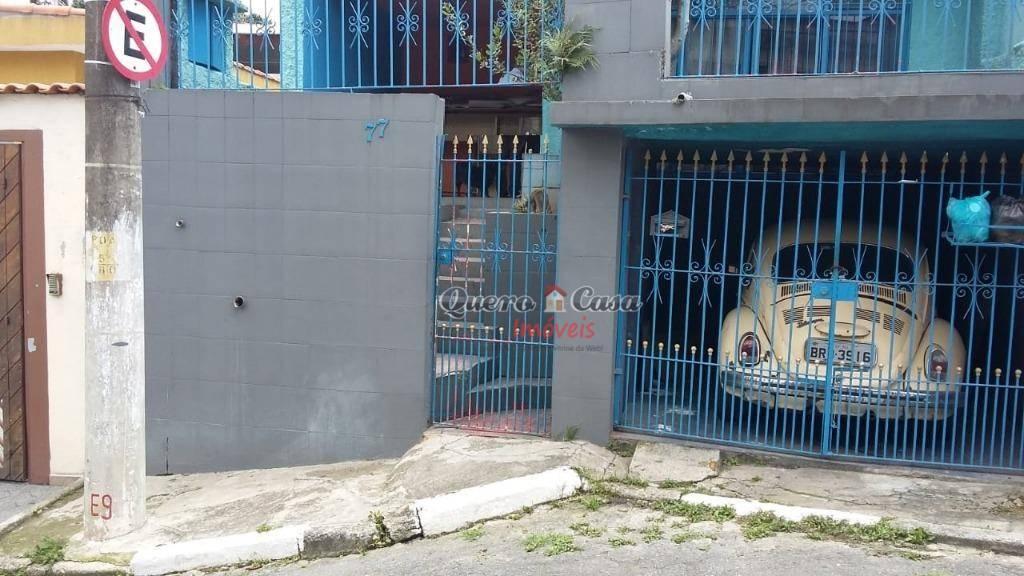 Casa com 2 dormitórios à venda, 193 m² por R$ 280.000 - Cent