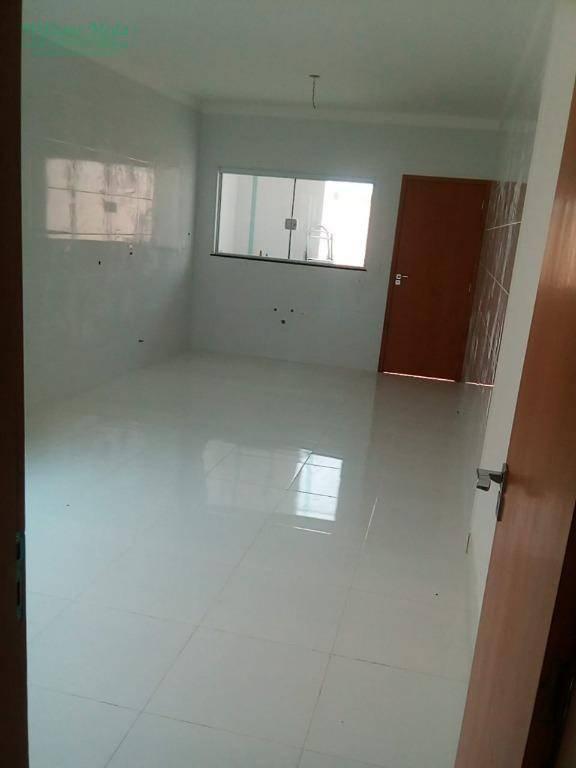 Sobrado Residencial à venda, Parque Renato Maia, Guarulhos - SO1434.