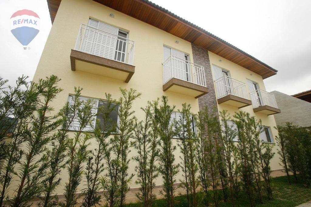 Apartamento para alugar, 80 m² por R$ 1.700/mês - Vila Petrópolis - Atibaia/SP