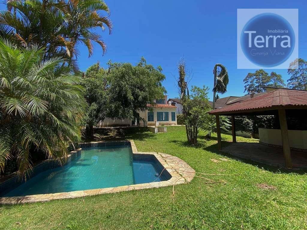 Casa com 4 dormitórios à venda - Residencial Euroville - Granja Viana