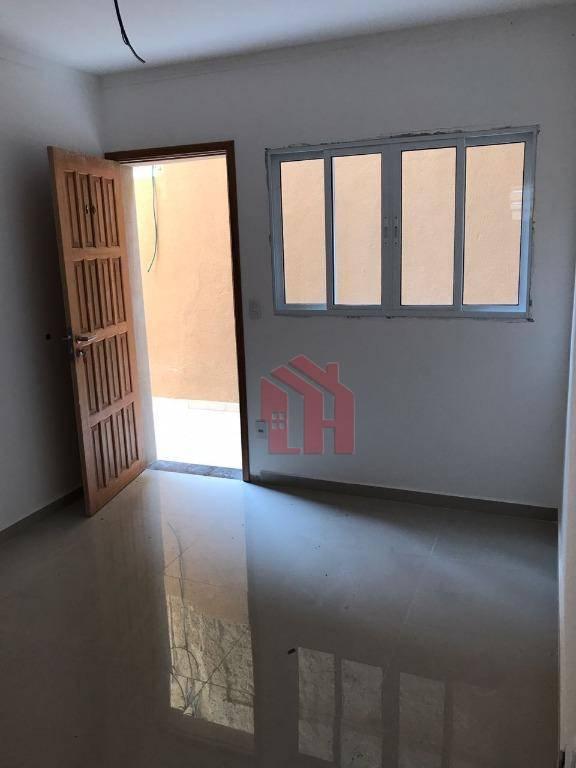 Casa com 2 dormitórios à venda, 47 m² por R$ 200.000,00 - Parque São Vicente - São Vicente/SP