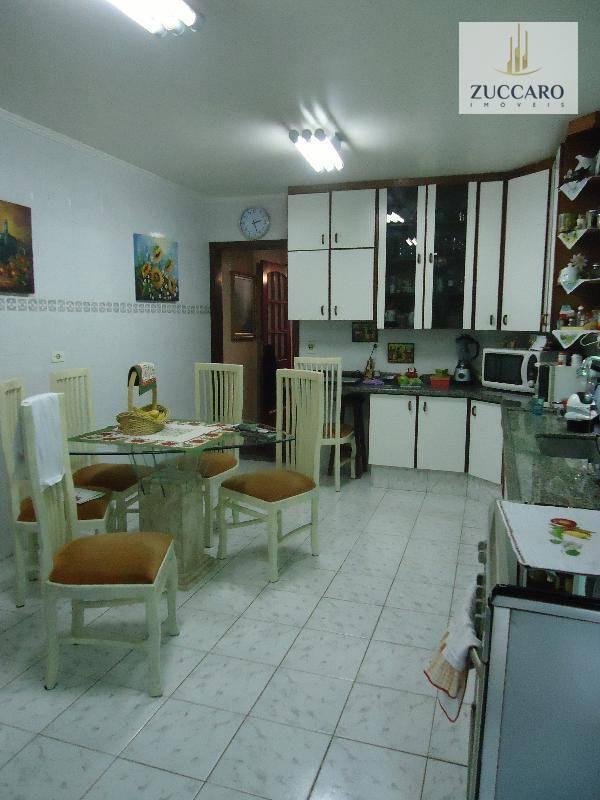 Sobrado de 3 dormitórios à venda em Vila Paulista, Guarulhos - SP