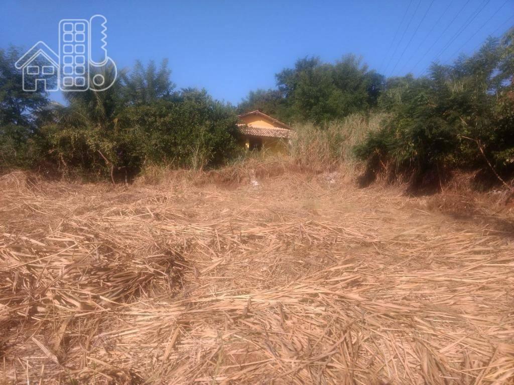 Terreno à venda, 355 m² por R$ 150.000 - Maria Paula - São Gonçalo/RJ