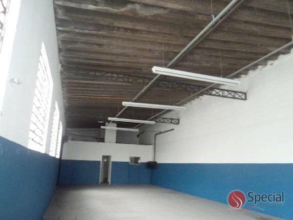 Galpão à venda em Vila Antonieta, São Paulo - SP
