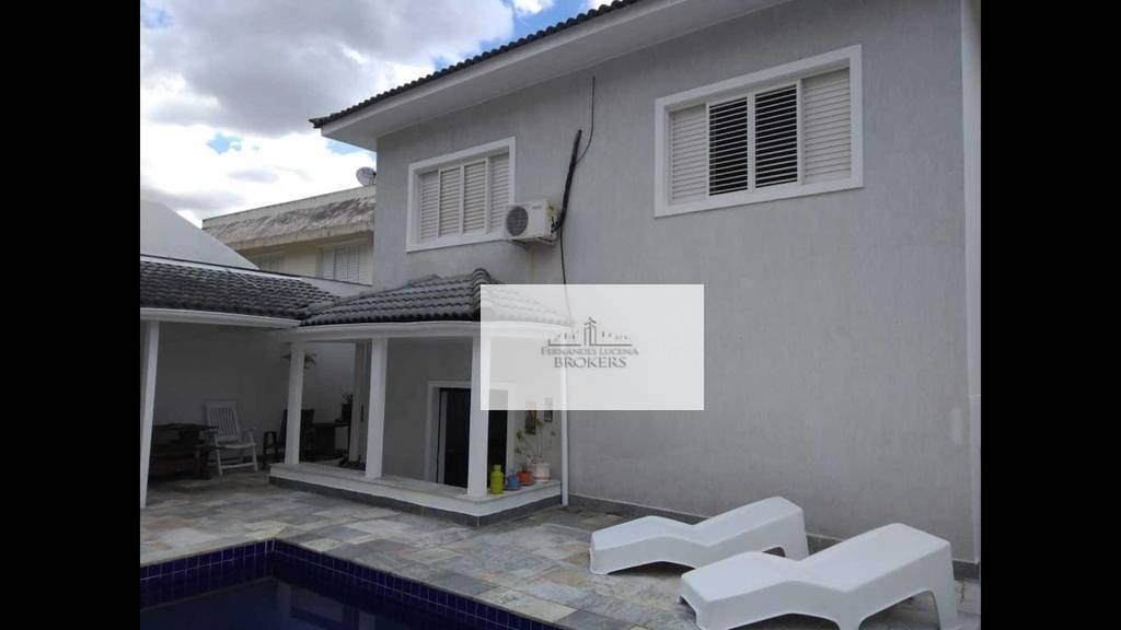 casa no residencial 4 alphaville. suítes, amplo quintal com piscina e churrasqueira. características do imóvel: ar...