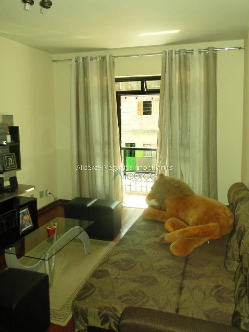 Apartamento com 2 dormitórios para alugar, 98 m² por R$ 850/mês - São Mateus - Juiz de Fora/MG