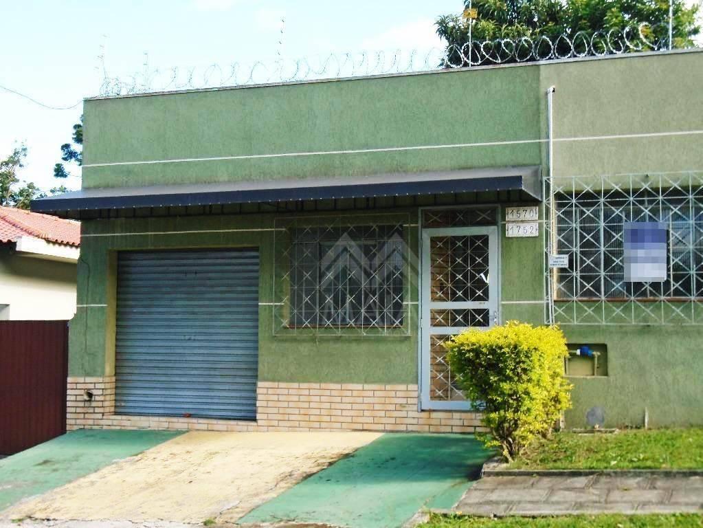 Casa residencial para locação, Carioca, São José dos Pinhais