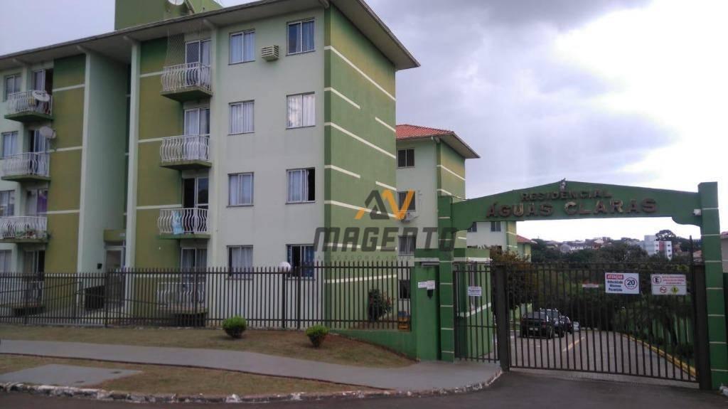 Apartamento com 3 dormitórios à venda, 55 m² por R$ 170.000 - Neva - Cascavel/PR