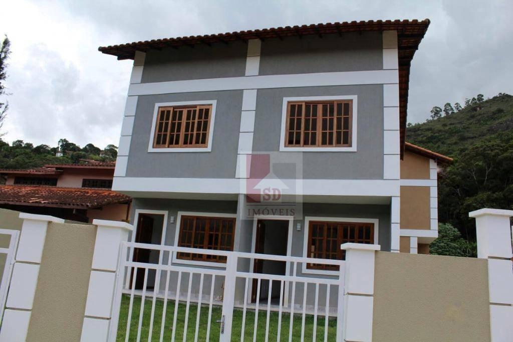 Casa para alugar em Teresópolis, Parque do Imbui