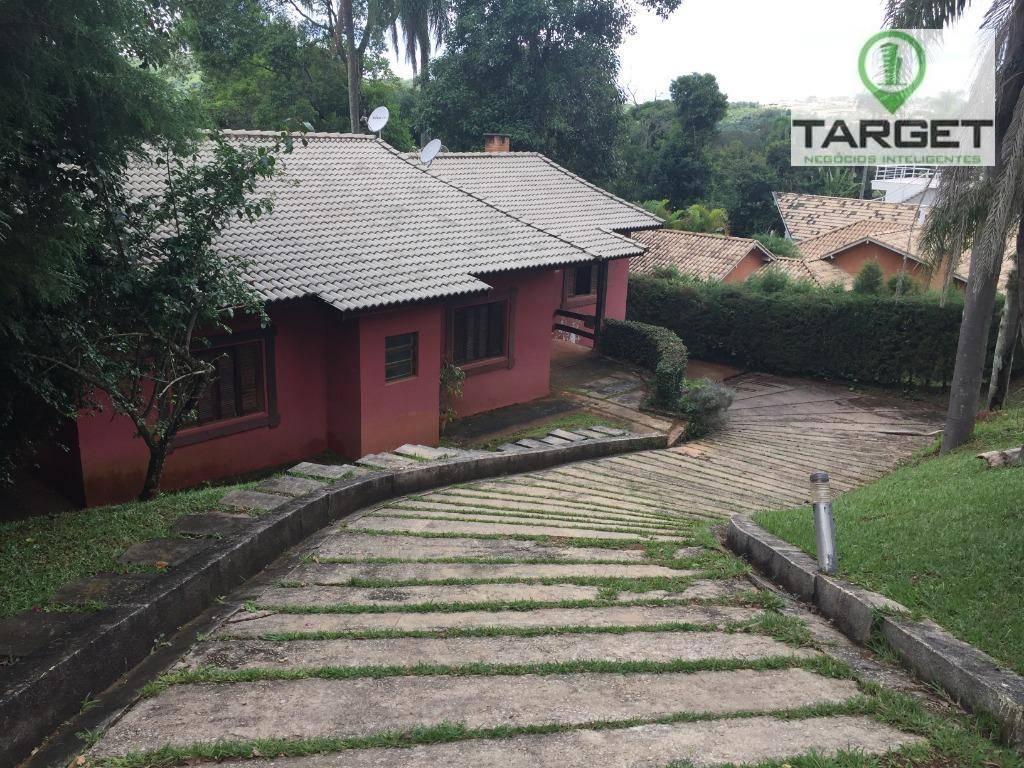 Casa com 5 dormitórios à venda, 500 m² por R$ 1.500.000,00 - Ressaca - Ibiúna/SP