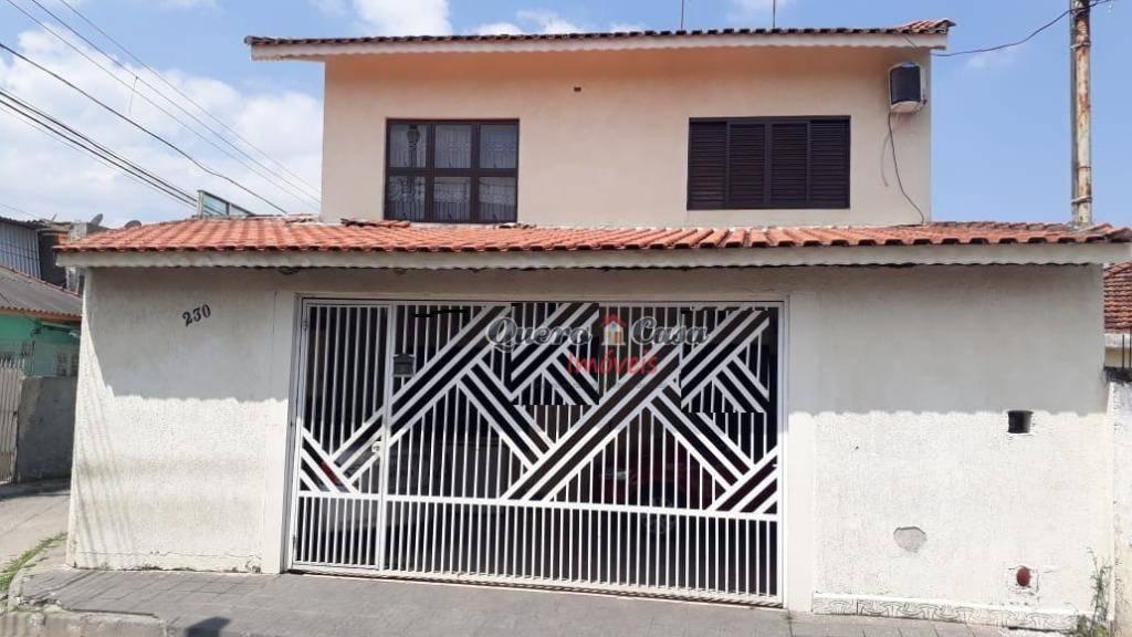 Sobrado residencial à venda, Jardim das Acácias, Guarulhos -