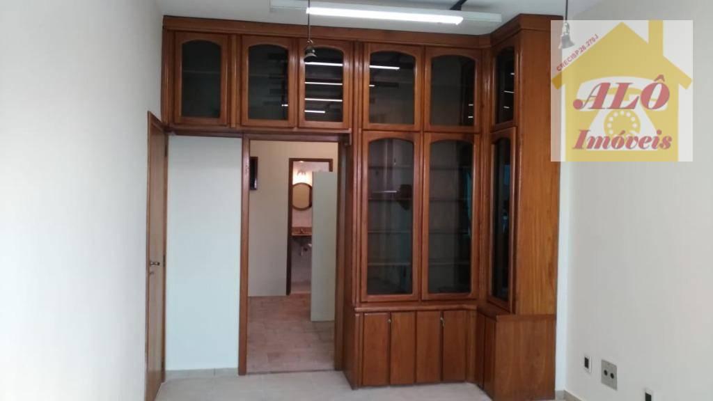 Sala comercial à venda, Centro, Santos.