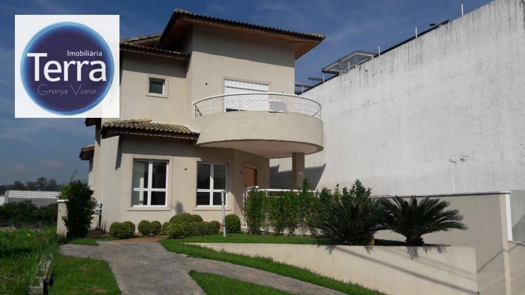 Casa com 5 dormitórios à venda, 400 m²  - Los Angeles - Granja Viana