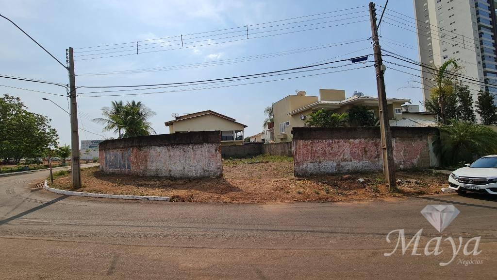 Terreno à venda, 649 m² na 404 Sul - Em Frente ao Parque Cesamar
