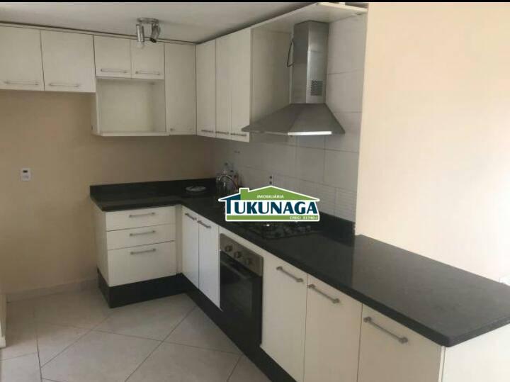 Linda Cobertura Duplex de 129m² com 3 dormitórios para alugar, - Vila Augusta - Guarulhos/SP