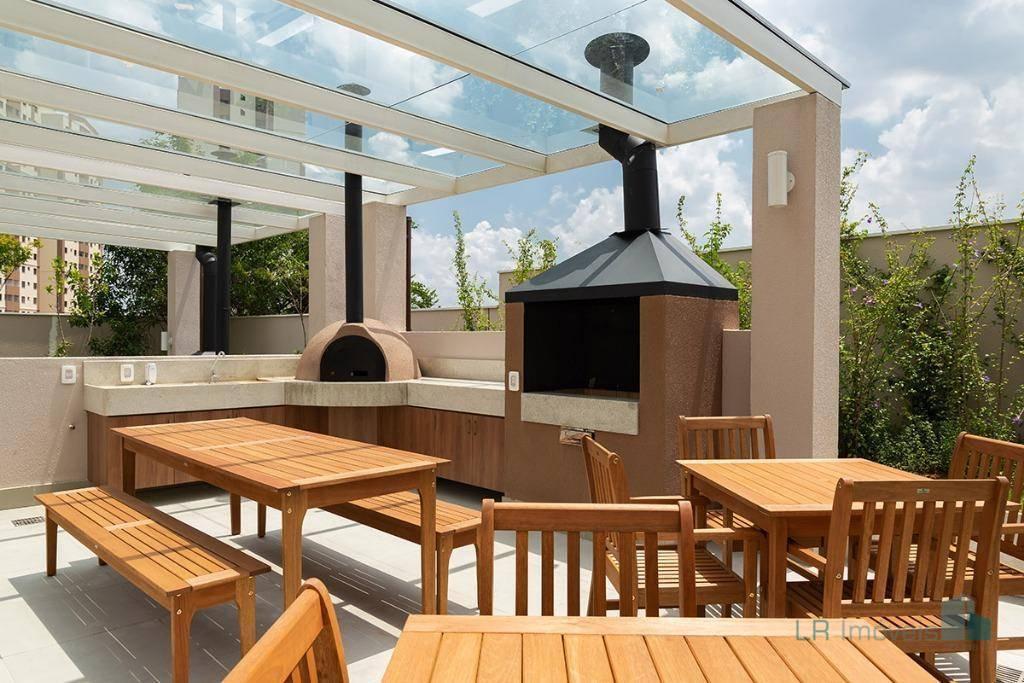 Apartamento com 3 dormitórios à venda, 69 m² por R$ 400.000,00 - Vila Apiaí - Santo André/SP
