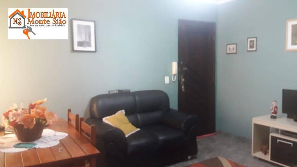 Oportunidade na Av. Salgado Filho Apartamento com 2 dormitórios à venda, 50 m² - Centro - Guarulhos/SP