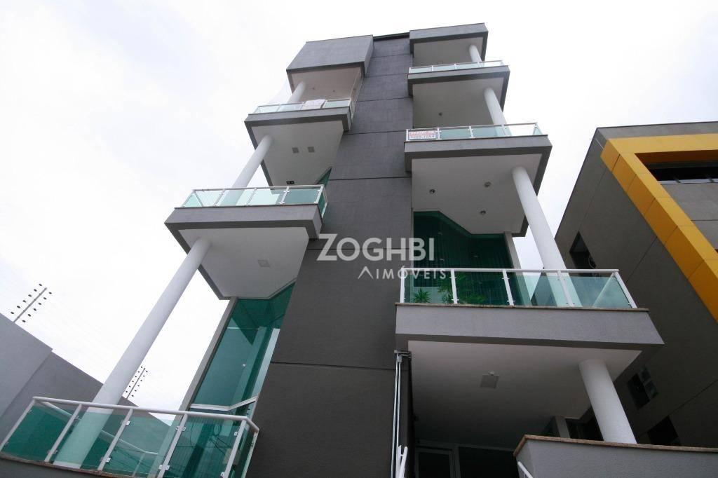 Apartamento com 2 dormitórios à venda por R$ 480.000 - Olaria - Porto Velho/RO