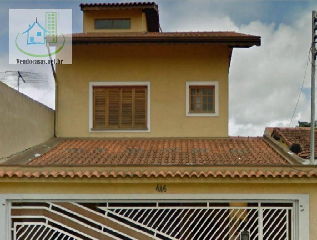Sobrado de 3 dormitórios à venda em Veleiros, São Paulo - SP