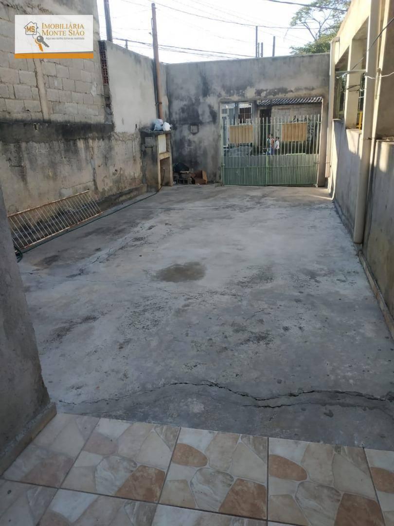 Casa com 1 dormitório para alugar, 65 m² por R$ 700,00/mês - Jardim Santa Maria - Guarulhos/SP