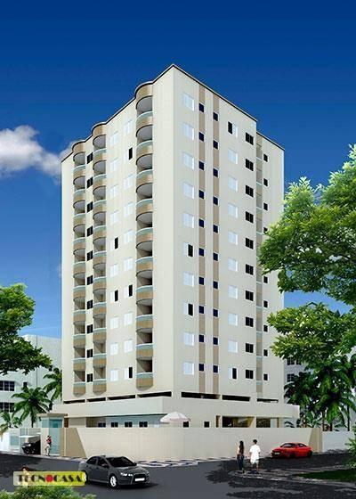 Apartamento Novo à Venda na Cidade Ocian, Praia Grande - AP3767.