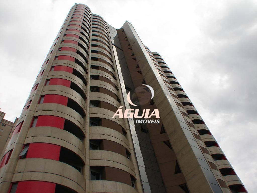 Apartamento com 3 dormitórios à venda, 120 m² por R$ 920.000,00 - Campestre - Santo André/SP