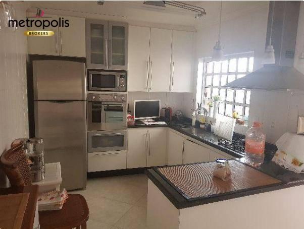 Sobrado à venda, 130 m² por R$ 725.000,00 - Santo Antônio - São Caetano do Sul/SP