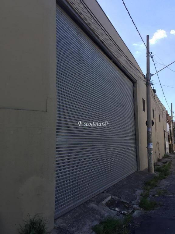 Galpão para alugar por R$ 7.000/mês - Casa Verde - São Paulo/SP