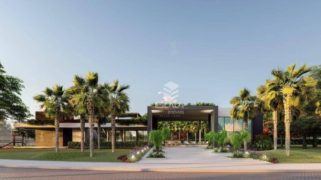 Lote à venda, 305 m², Jardins Terra Brasilis, condomínio fechado, financia- Centro ? Aquiraz/Ce