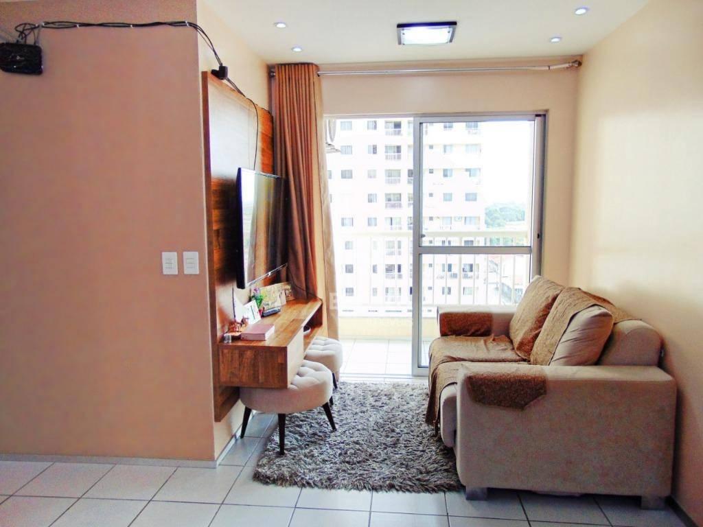 Apartamento com 2 quartos à venda, 55 m², área de lazer, nascente - Messejana - Fortaleza/CE