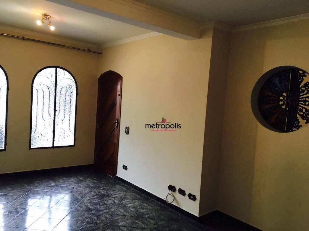 Sobrado residencial à venda, Nova Gerti, São Caetano do Sul.