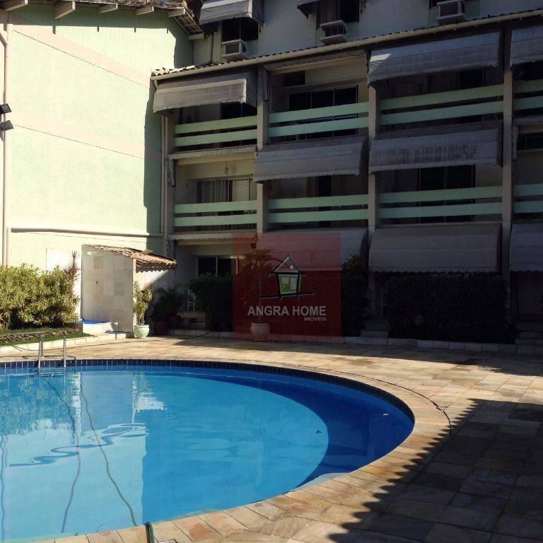 Flat em Gambôa Do Belém (Cunhambebe)  -  Angra dos Reis - RJ