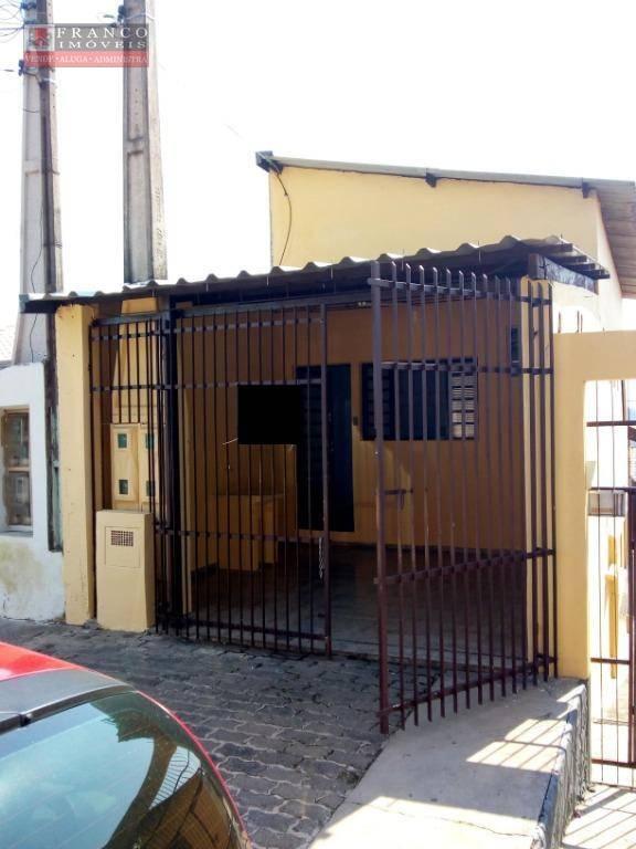 Casa residencial para locação, Jardim São Luiz, Valinhos.