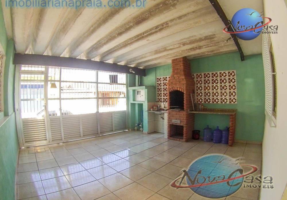 Casa com 3 dormitórios à venda, 95 m² por R$ 215.000 - Vila Mirim - Praia Grande/SP