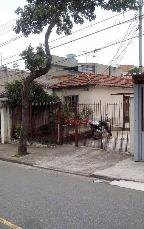 Terreno residencial à venda, Vila Metalúrgica, Santo André.