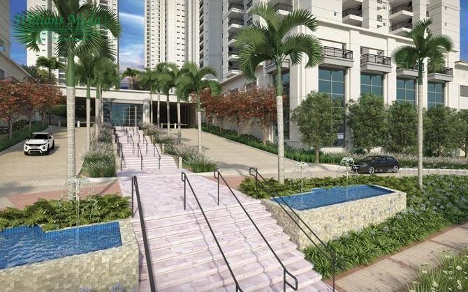 Apartamento residencial à venda, Jardim Flor da Montanha, Gu