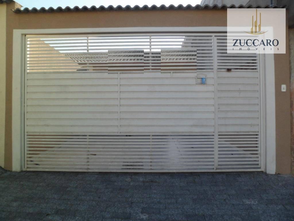 Sobrado de 3 dormitórios à venda em Parque Jurema, Guarulhos - SP