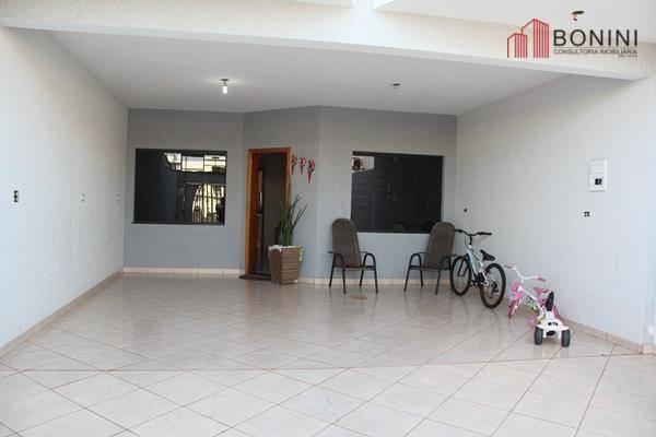 Casa 3 Dorm, Parque Nova Carioba, Americana (SO0103) - Foto 16