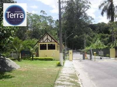 Terreno residencial à venda, Recanto Suíço, Vargem Grande Paulista.