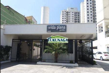 Apartamento residencial à venda, Vila Rio de Janeiro, Guarulhos - AP1585.