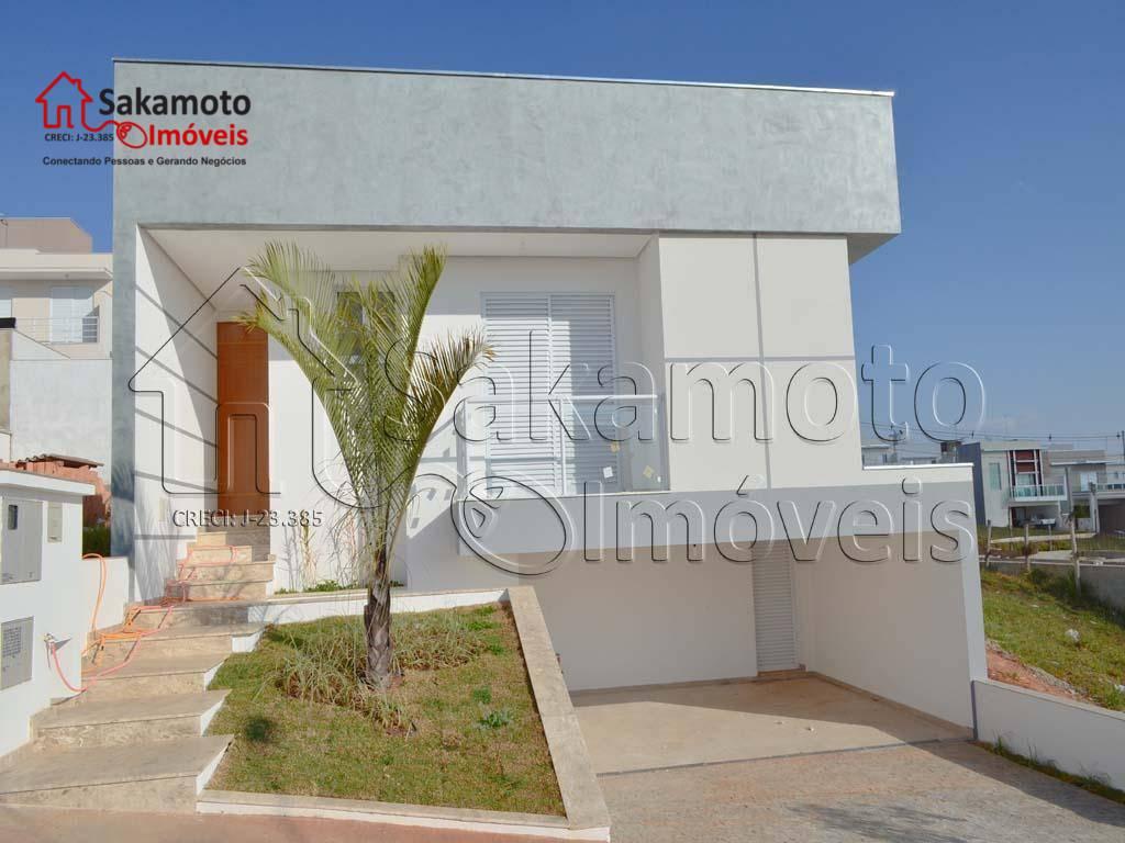 Casa residencial à venda, Condomínio Villagio Milano, Sorocaba - CA2392.