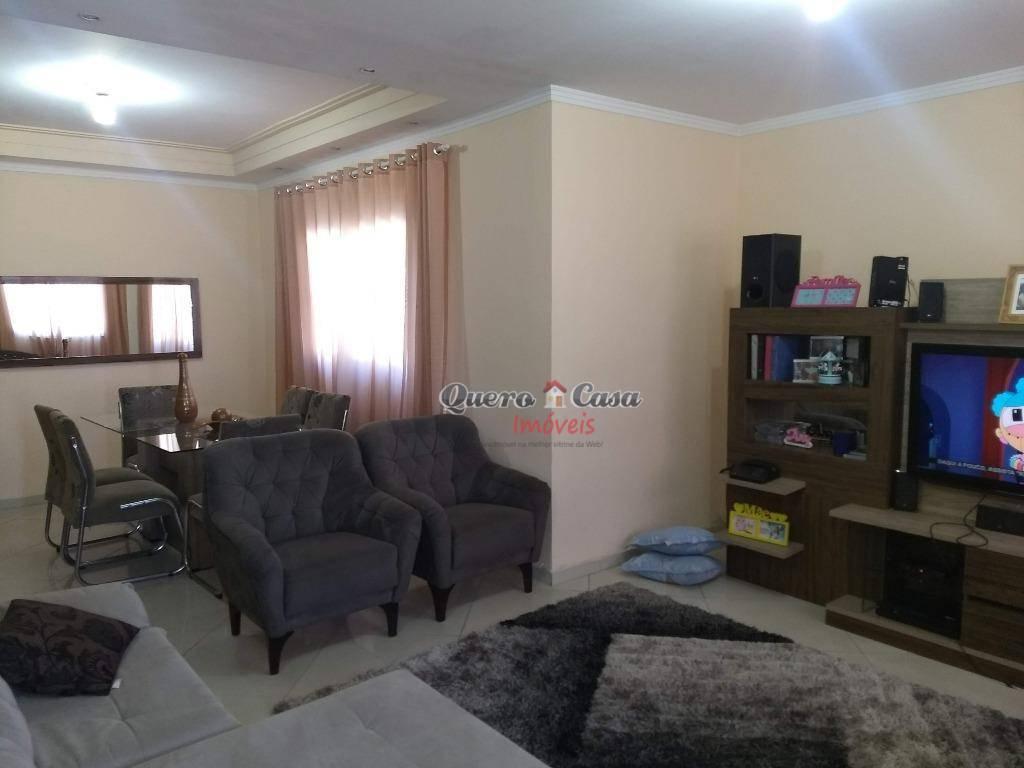 Sobrado residencial para venda e locação, Jardim Belvedere,
