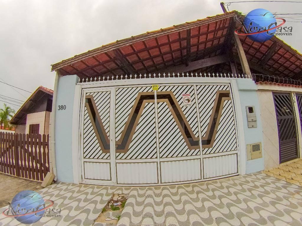Casa à venda, Balneário Maracanã, Praia Grande.
