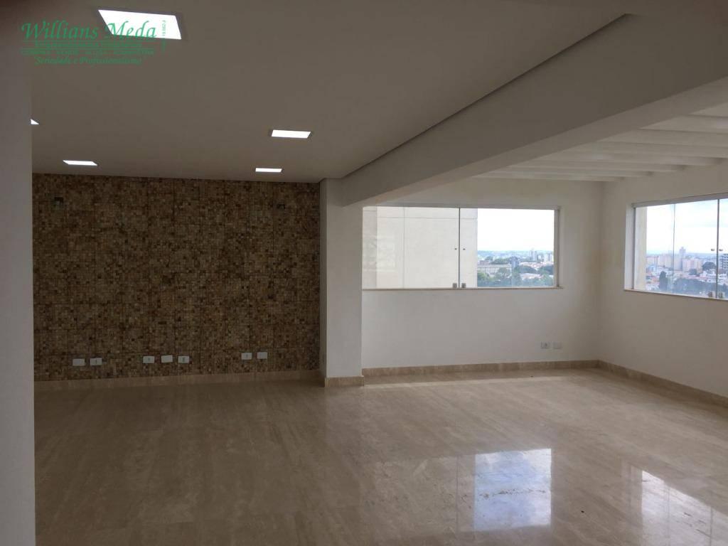 Cobertura Duplex à venda, 3 suítes, 4 vagas. Vila Progresso,