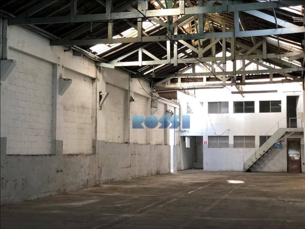 Galpão comercial para venda e locação, Mooca, São Paulo - GA0138.