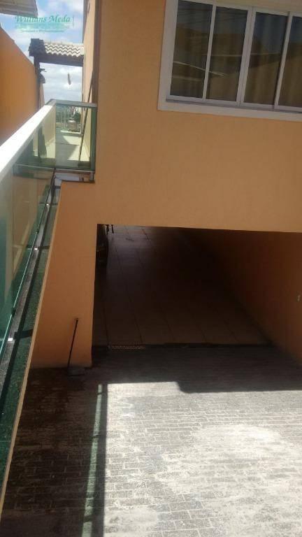 Sobrado com 3 dormitórios à venda, 160 m² por R$ 650.000 - Vila Fátima - Guarulhos/SP