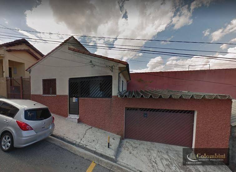 Casa com 2 dormitórios à venda, 100 m² por R$ 580.000,00 - Osvaldo Cruz - São Caetano do Sul/SP