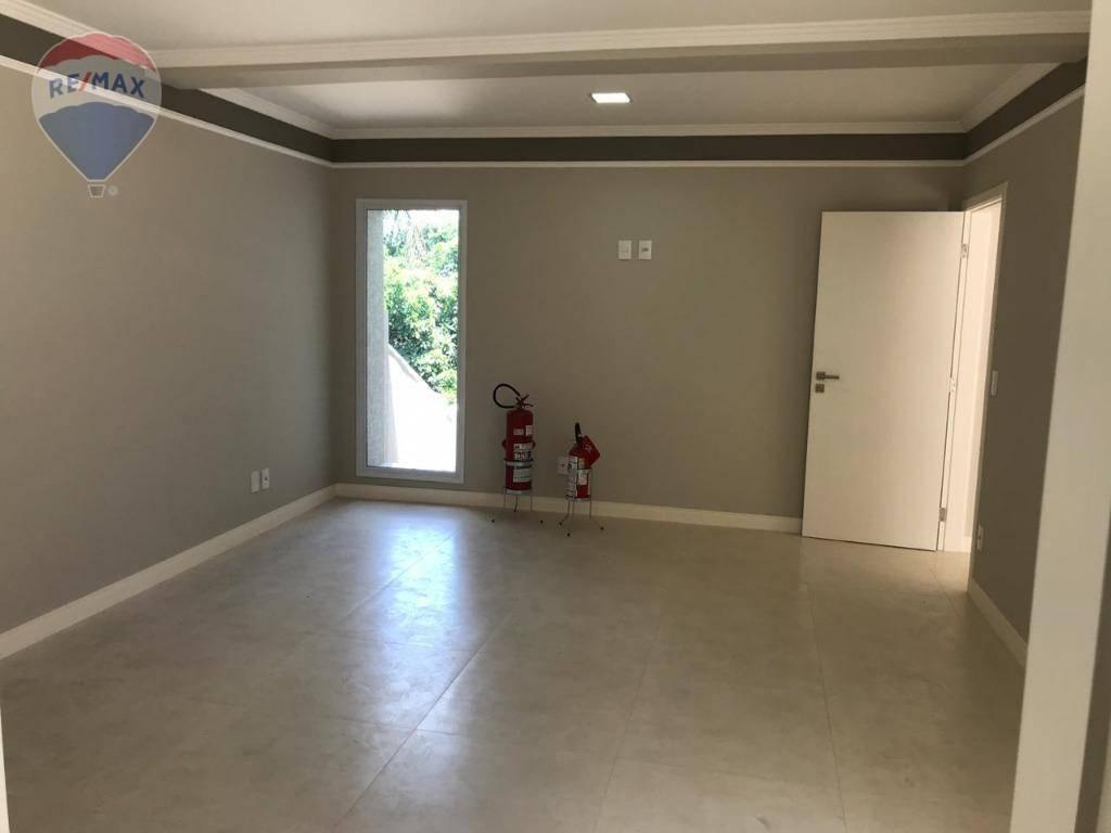 Sala para alugar, 31 m² por R$ 1.200/mês - Vila Junqueira - Atibaia/SP